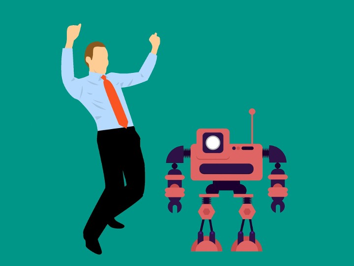 Nick's Blog: Will Automation Steal Your Job?