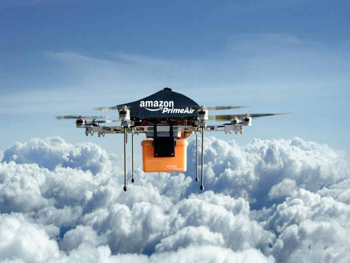 Nick's Blog: Amazon wants to take over the world