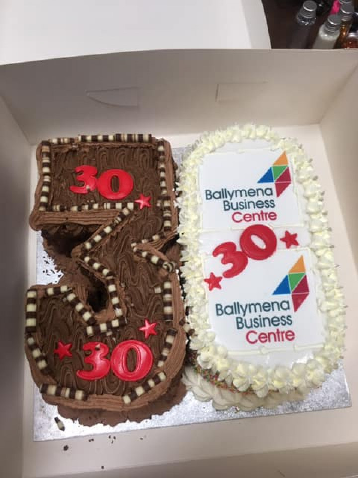 Ballymena Business Centre Celebrates 30 Years