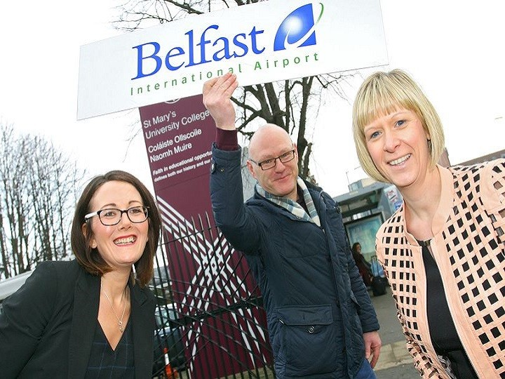 100 Airport jobs on offer at West Belfast job fair