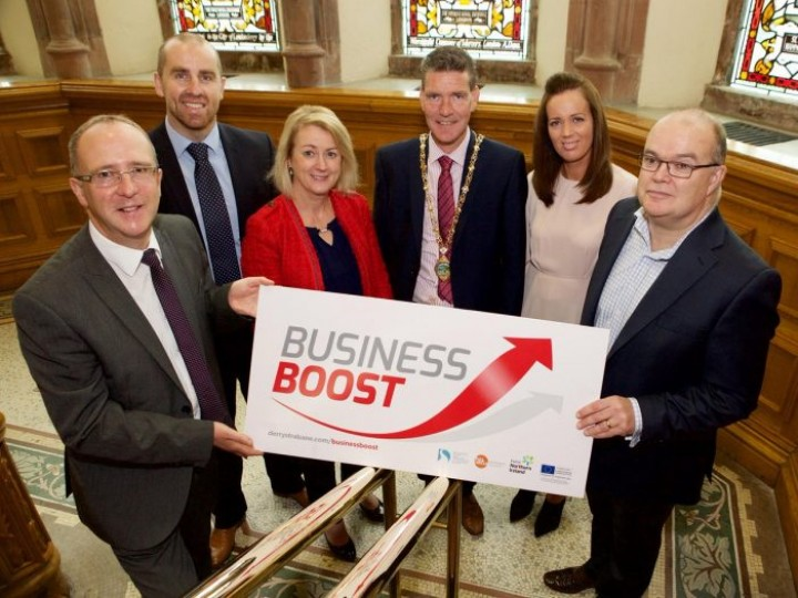 BUSINESS BOOST ENGAGEMENT PANEL HOLDS INAUGURAL MEETING
