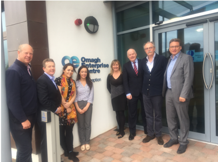 Final Brussels Event for Omagh Enterprise Company