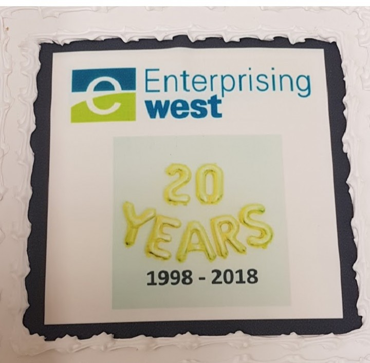 Enterprising West Celebrate 20 Years