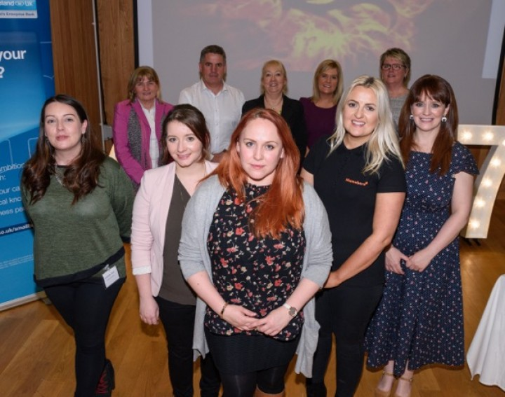 Antrim and Newtownabbey: a hotspot for female entrepreneurs