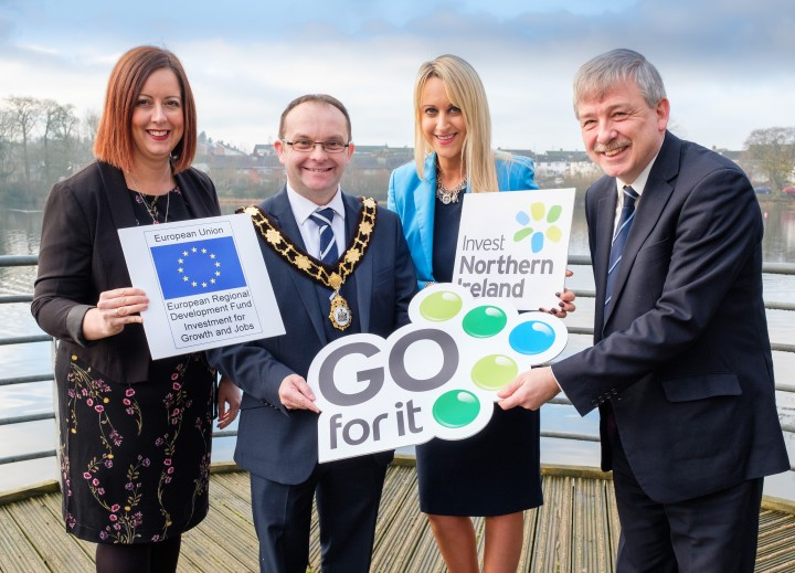 Go For It with Antrim and Newtownabbey Borough Council