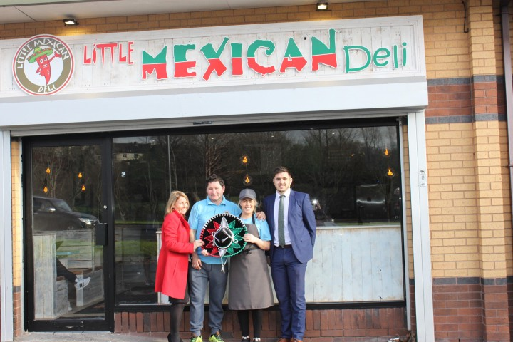 Holy Guacamole Little Mexican Deli has opened at Dairy Farm Shopping Centre.