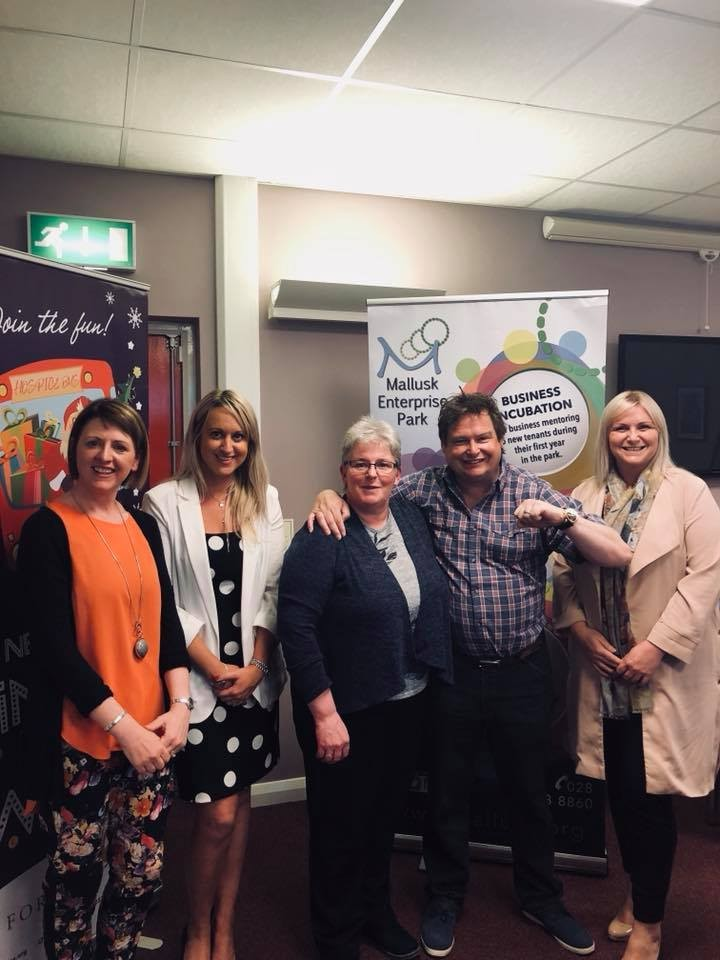 Mallusk holds info evening for NI Children's Hospice