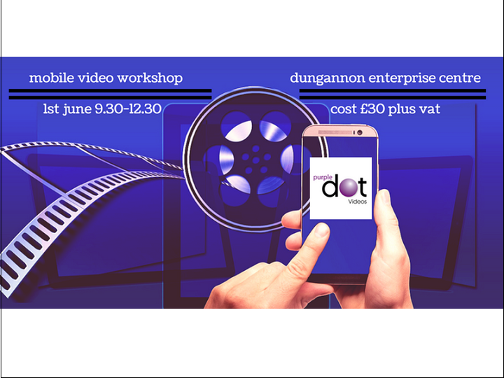 Purple Dot |  Mobile Video Making Workshop