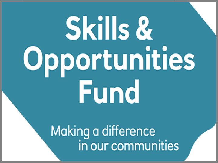 Skills & Opportunities Fund | Open Now!