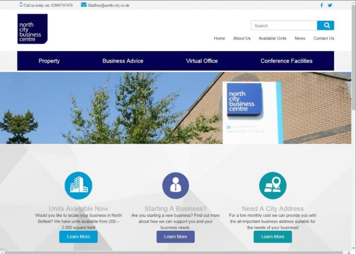 North City Business Centre launches new website