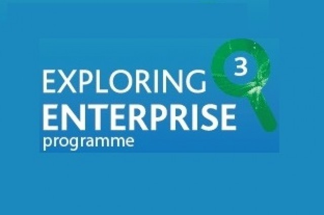 Exploring Enterprise Programme EEP logo - EnterpriseNI